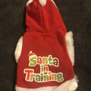 Holiday Dog Clothes See Description For Sizes for Sale in Brenham, TX