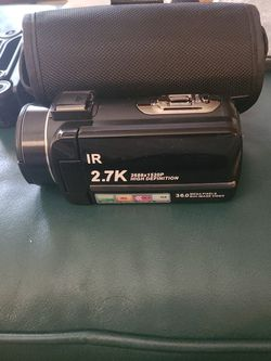 Ir 2.7k High Definition Camera With Night Vision for Sale in Addison,  IL
