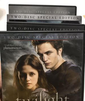 Twilight Saga First 4 movies for Sale in Plantation, FL