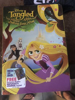 Tangled DVD for Sale in Yorba Linda, CA