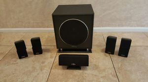 Vanderbilt hrs-605 5.1 audio home theater system for Sale in West Palm Beach, FL