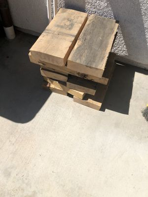 Free wood for crafts or to burn for Sale in Rancho Cucamonga, CA