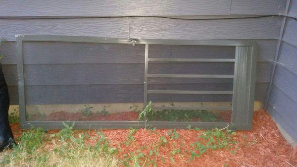 Puerta para los moscos
