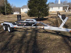 22 FT Boat Trailer for Sale in Alton, IL