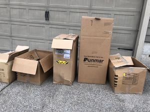 Free moving boxes 📦 for Sale in Vancouver, WA