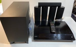 SONY Blue-Ray Disc/DVD Home Theatre System for Sale in Renton, WA