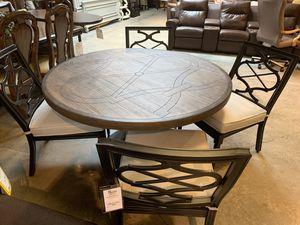 Art Furniture 5 Piece Outdoor Dinette Set for Sale in Sacramento, CA