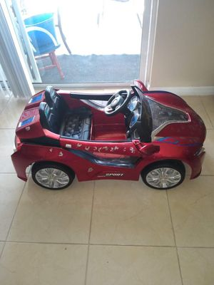 Electric Kids Car for Sale in Tampa, FL