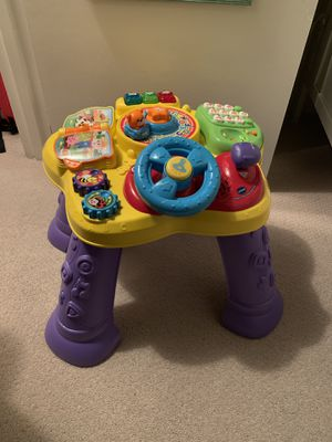 Vtech activity table for Sale in Hollywood, FL