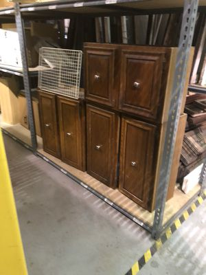 Wall Cabinets Wood or Metal for Sale in Philadelphia, PA