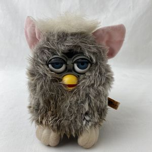 RARE Furby Gray White Tiger 70-800 Tiger Electronics 1998 GREEN EYES Not Working for Sale in Antioch, CA