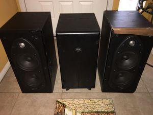 Polk Audio RT-55 Speakers & Powered Subwoofer for Sale in Phoenix, AZ