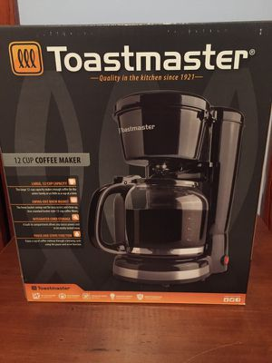 New coffee maker. Never opened for Sale in Sevierville, TN