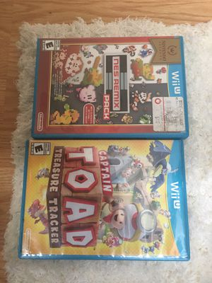 Nintendo Wii U games for Sale in Atlanta, GA