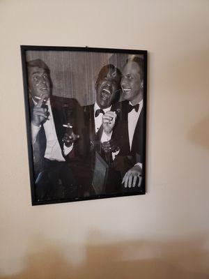 """Framed """"Rat Pack Poster"""" Carnegie Hall for Sale in Yorba Linda, CA"""