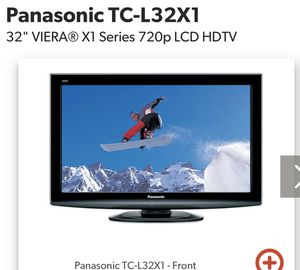 "32"" panasonic tv for Sale in North Royalton, OH"