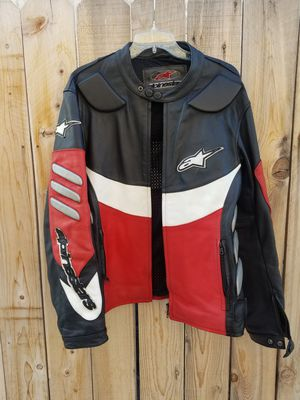 Alpinestars Leather jacket size L for Sale in Los Angeles, CA