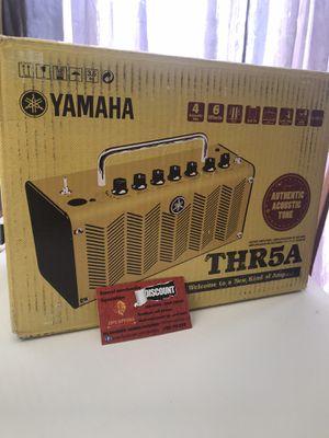 Yamaha THR5 Mini Acoustic Guitar Amplifier for Sale in Las Vegas, NV