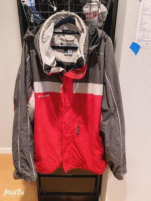 Men's interchange columbia jacket outwear coat XXL for Sale in Milpitas, CA