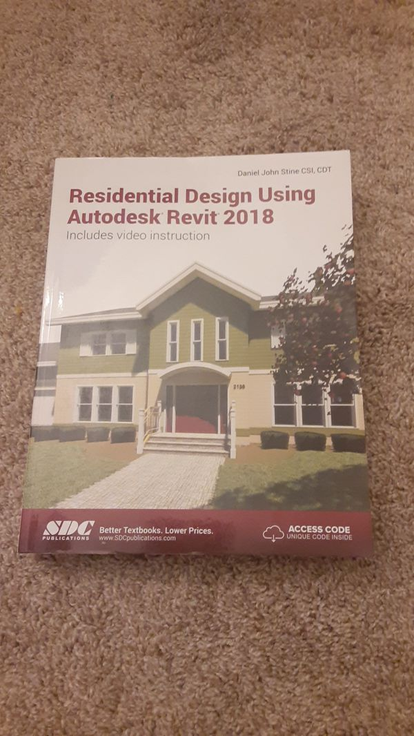 Residential design using Autodesk revit 2018 FREE SHIP