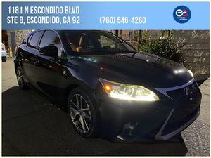 2014 Lexus CT 200h for Sale in Escondido, CA