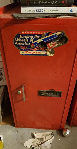 Snap-on Tool Locker (Vintage) for Sale in Mansfield, MA
