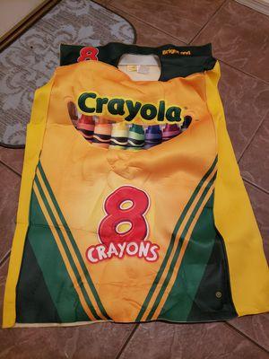 Crayola costume for Sale in Surprise, AZ