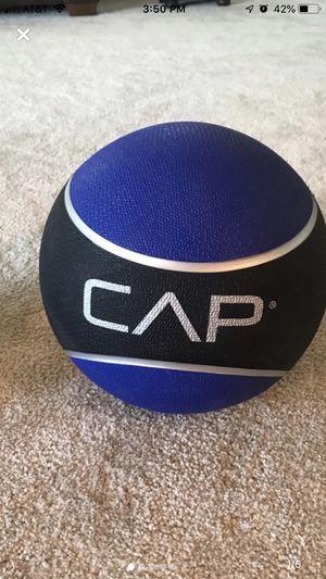 Medicine Ball - 6lb for Sale in Traverse City, MI