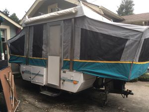 Coleman Destiny Cedar Tent Trailer for Sale in Portland, OR