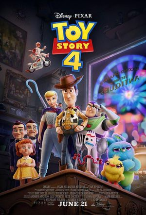 Toy story 4 movie bundle for Sale in Arcadia, CA