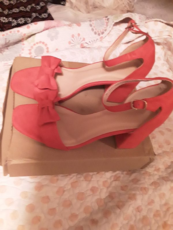 Brand new Red Heels Size 10