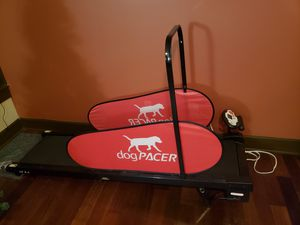 Dog pacer 3.1 dog treadmill for Sale in Oskaloosa, IA