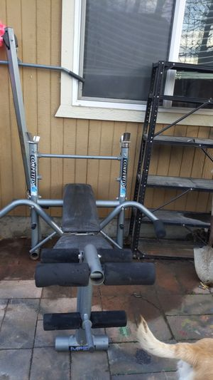 """Weight bench set $25.00 .**NO weights included*"""" for Sale in Pasco, WA"""