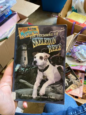 First book of wishbone for Sale in Des Moines, WA