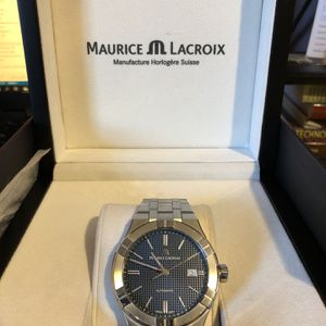 Maurice Lacroix Aikon Men's Watch 42mm for Sale in Manassas, VA