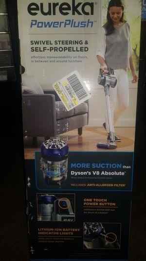 Eureka PowerPlush lightweight cordless vacuum brand-new inbox for Sale in Newport News, VA