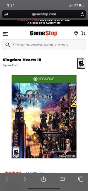 like new kingdom of hearts for xbox for Sale in Boston, MA