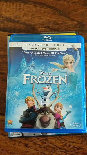 Frozen movie for Sale in Garden Grove, CA