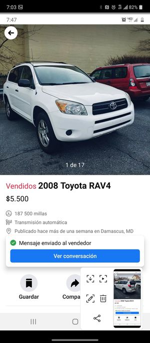 Toyota rav4 for Sale in MONTGOMRY VLG, MD