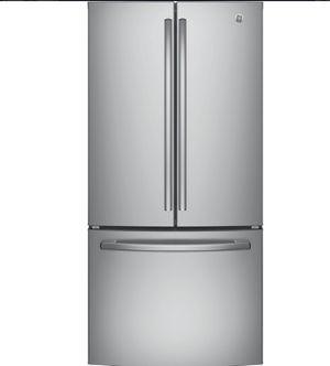 Refrigerator -Refrigerador- Fridge - GE - ENERGY STAR~24.7 Cu. Ft - French-Door -GNE25JSKSS - New for Sale in Miami, FL