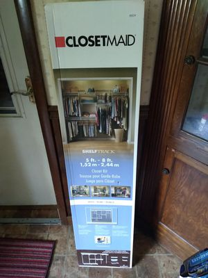 Closet mate closet organizer for Sale in Mansfield, OH