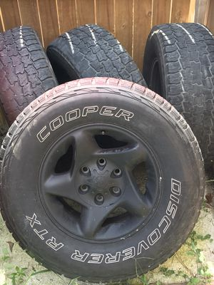 Used tires set of 4 for Sale in Lake Alfred, FL