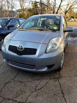 Toyota Yaris. 2007 model for Sale in Silver Spring, MD