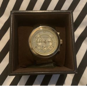 Michael Kors Two-toned Oversized Watch for Sale in Berwyn Heights, MD