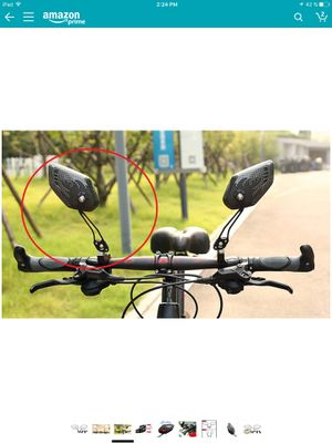 Bike mirrors for Sale in Las Vegas, NV