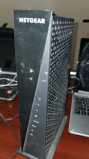 Net gear modem and router for Sale in Round Rock, TX