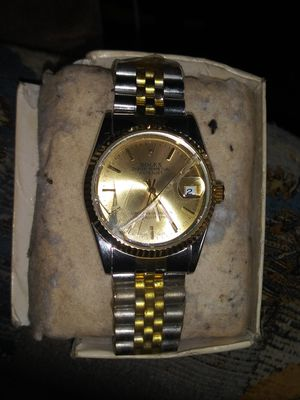 Rolex oyster perpetual datejust for Sale in Shelton, WA