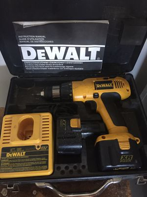 DeWalt cordless drill for Sale in Meridian, ID