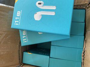 i11 5.0 Bluetooth Wireless Headset for Sale in Sauk Village, IL