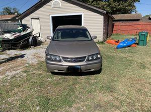 Chevy impala for Sale in Granite City, IL